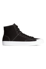 Sneakers alte - Nero - UOMO | H&M IT 2