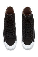 Hi-top trainers - Black - Men | H&M 3