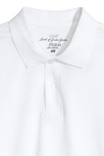Polo shirt - White - Men | H&M CN 3