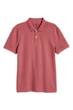 Polo shirt - Pale red - Men | H&M CN 2