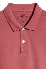 Polo shirt - Pale red - Men | H&M CN 3