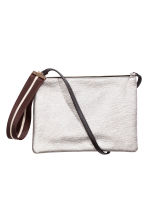 Shoulder bag - Silver - Ladies | H&M CN 2