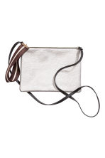 Shoulder bag - Silver - Ladies | H&M 3
