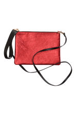 Shoulder bag - Red/Metallic - Ladies | H&M CN 2