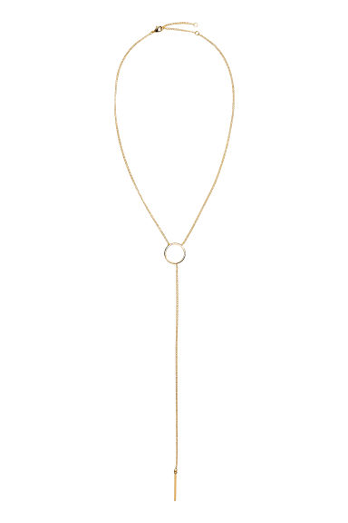 Necklace - Gold - Ladies | H&M 1