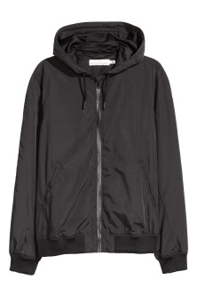 Windproof jacket