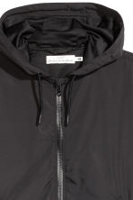 Windproof jacket - Black - Men | H&M CN 3