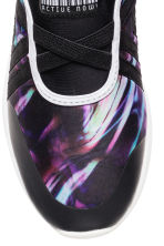 Mesh trainers - Black/Purple - Kids | H&M CN 3
