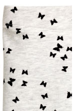Leggings - Light beige/Butterflies -  | H&M 3