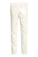 Skinny Fit Jeans - White - Kids | H&M 3