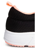Mesh trainers - Black -  | H&M 5