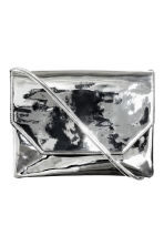 Shimmering shoulder bag - Silver - Ladies | H&M 2