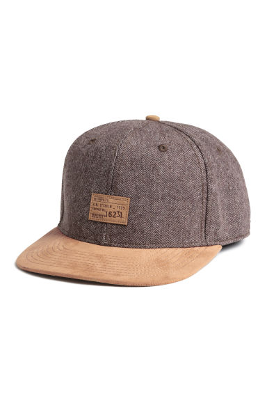 Cap - Dark mole - Men | H&M CN 1