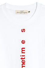 T-shirt - White - Men | H&M 2