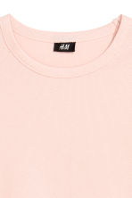 Cotton piqué T-shirt - Light apricot - Men | H&M CN 3