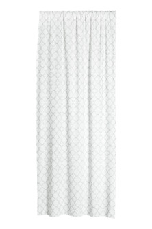 2-pack printed curtain lengths