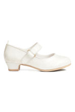 Glittery dressing up shoes - White/My Little Pony - Kids | H&M CN 2
