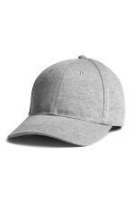 Jersey cap - Grey marl - Ladies | H&M 1