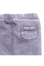 Pantalon de style motard - Mauve washed out - ENFANT | H&M FR 2