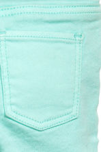Jeans Slim fit - Mint green - Kids | H&M 3