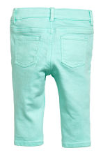 Jeans Slim fit - Mint green - Kids | H&M 2