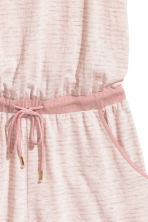 All-in-one pyjamas - Light pink/Striped - Ladies | H&M 3