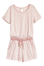 Light pink/Striped