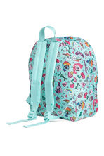 Patterned backpack - Turquoise - Kids | H&M 2