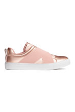 Baskets - Rose doré - ENFANT | H&M FR 1
