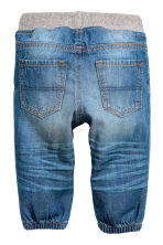 Pull-on jeans - Denim blue -  | H&M 2