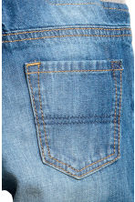 Pull-on jeans - Denim blue -  | H&M 3