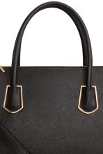 Handbag - Black - Ladies | H&M 4
