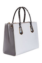 Handbag - Light grey - Ladies | H&M 2