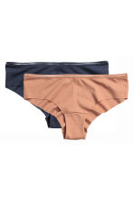 2-pack hipster briefs - Caramel - Ladies | H&M 2