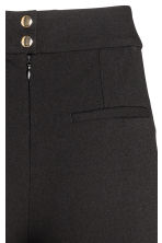 Suit trousers - Black - Ladies | H&M CN 4