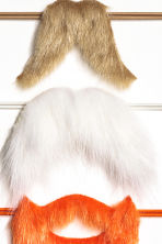 5-pack fancy dress moustaches - Orange - Kids | H&M 2