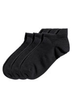 3-pack sports socks - Black - Ladies | H&M 1