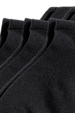 3-pack sports socks - Black - Ladies | H&M 3