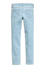 2-pack Skinny Fit Jeans - Light denim blue/Black - Kids | H&M 3