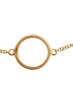 Gold-plated bracelet - Gold - Ladies | H&M CA 2