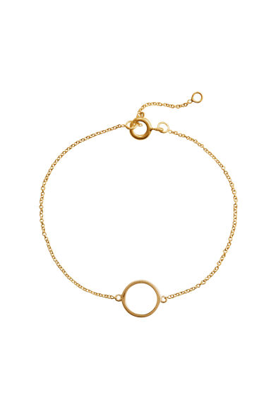 Gold-plated bracelet - Gold - Ladies | H&M CA 1