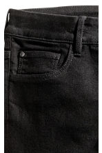2-pack Skinny Fit Jeans - Dark denim blue/Black - Kids | H&M 5