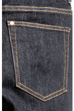 2-pack Skinny Fit Jeans - Dark denim blue/Black - Kids | H&M 4