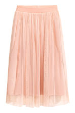 Tulle skirt - Powder pink - Ladies | H&M 2