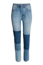 Loose fit Regular Jeans - Albastru-denim - FEMEI | H&M RO 2