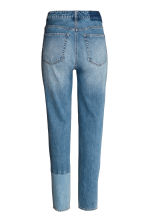 Loose fit Regular Jeans - Albastru-denim - FEMEI | H&M RO 3