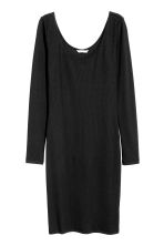 Bodycon dress - Black - Ladies | H&M CN 1
