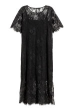 Lace dress - Black - Ladies | H&M CN 2