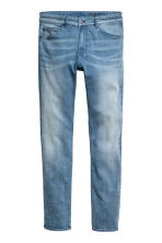 Skinny Regular Jeans - Blu washed out - UOMO | H&M IT 2