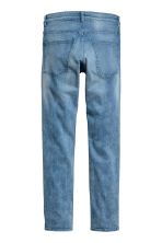 Skinny Regular Jeans - Blu washed out - UOMO | H&M IT 3